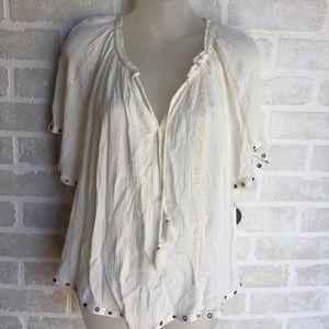 NWT society Amuse large women's shirt